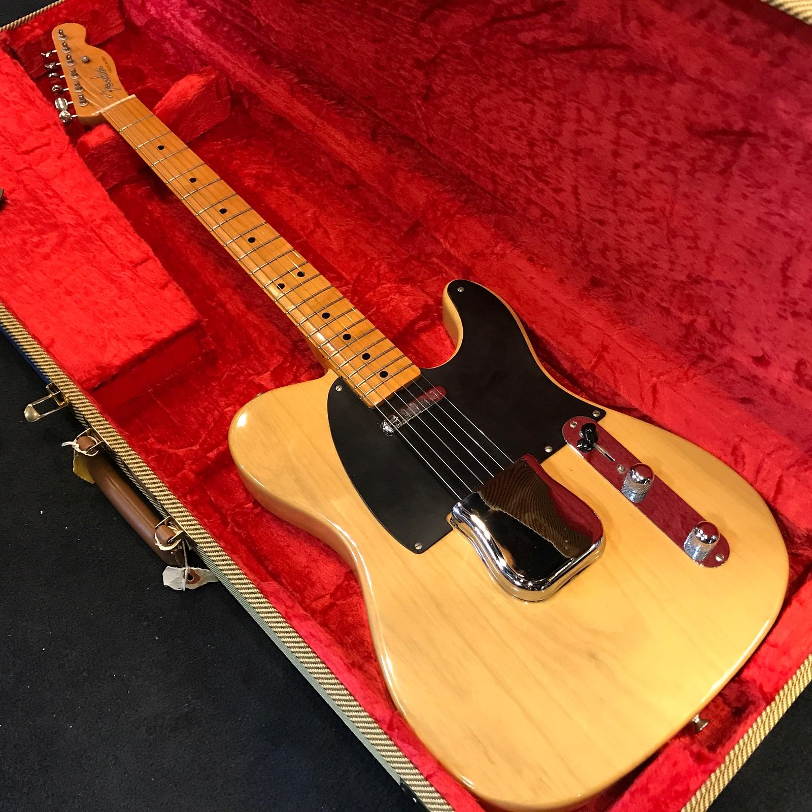 Fender American Vintage 1952 Reissue Telecaster Fullerton April 1982 w/ Case
