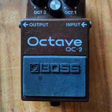 Boss OC-2 Brown Octaver