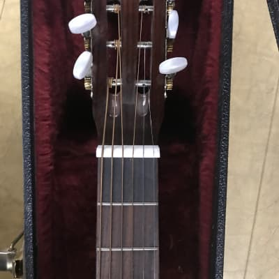 Cort Resonator guitar 1998 (my best guess) Spruce/mahogany