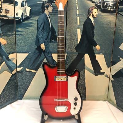 1960s Marvel  EJ1 Japanese Guitar for sale