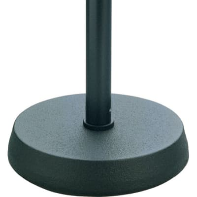 K&M 232 6.8 Tabletop Microphone Stand with 3/8 Thread