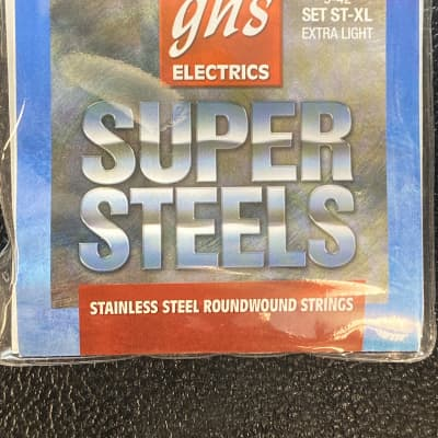 GHS ST-XL Super Steels 9-42 Extra Light