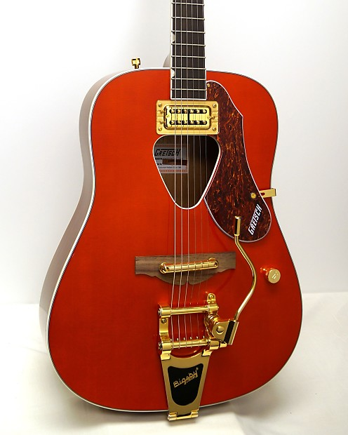 Hard-Working Gretsch Rancher G5034tft Musical Instruments & Gear