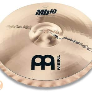 "Meinl 15"" Mb10 Medium Soundwave Hi-Hat (Pair)"