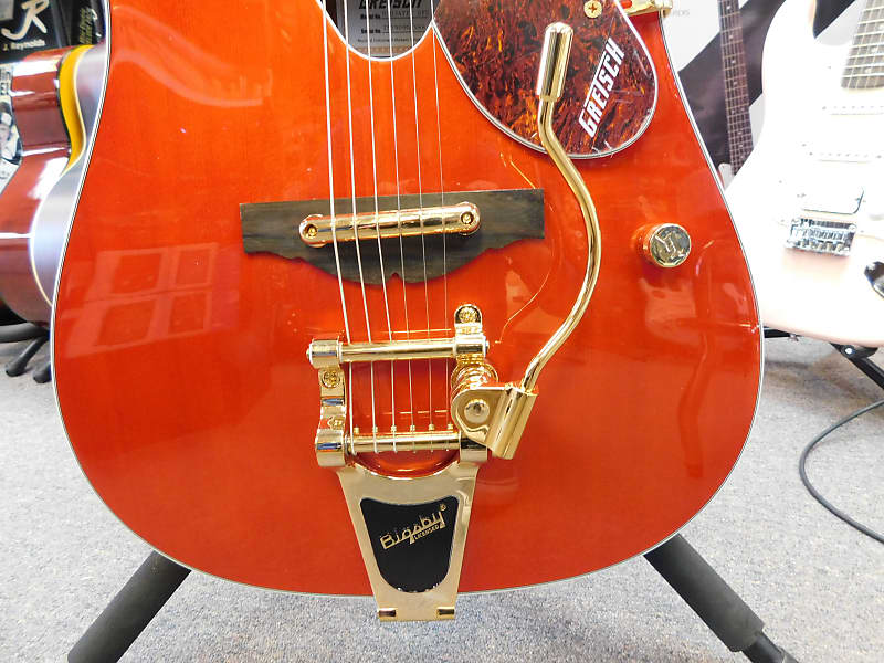 Gretsch G5034tft Rancher With Fideli