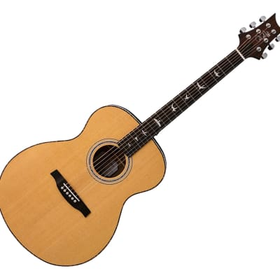 PRS TE40ENA SE Tonare Acoustic/Electric Guitar Natural w/ Case - Used for sale