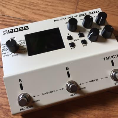 Boss DD-500 Delay Used
