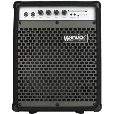 Warwick BC 20 Bassverstärker-Combo for sale