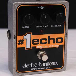 Electro-Harmonix #1 Echo Delay