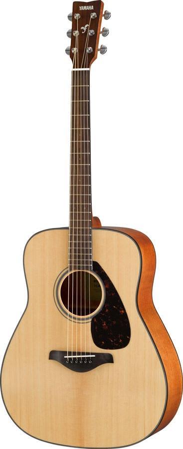Yamaha fg800 acoustic guitar in natural ken stanton for Yamaha fg830 specs