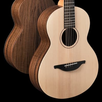 Sheeran W-04 Sitka Spruce & Figured Walnut with Bevel & Pickup NEW for sale