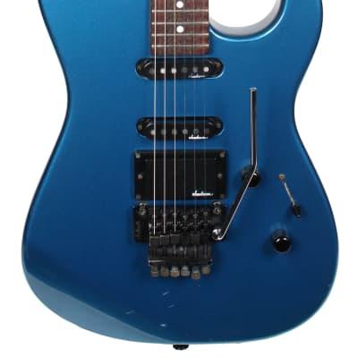 Charvel Model 3 1989 Metallic Blue for sale