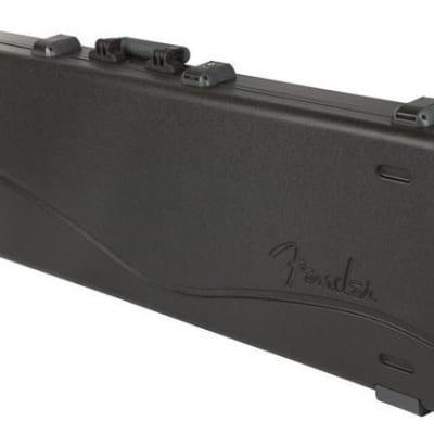 Fender Deluxe Molded Strat/Tele Case, Black for sale