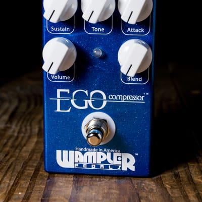 Wampler Ego Compressor Pedal - Free Shipping