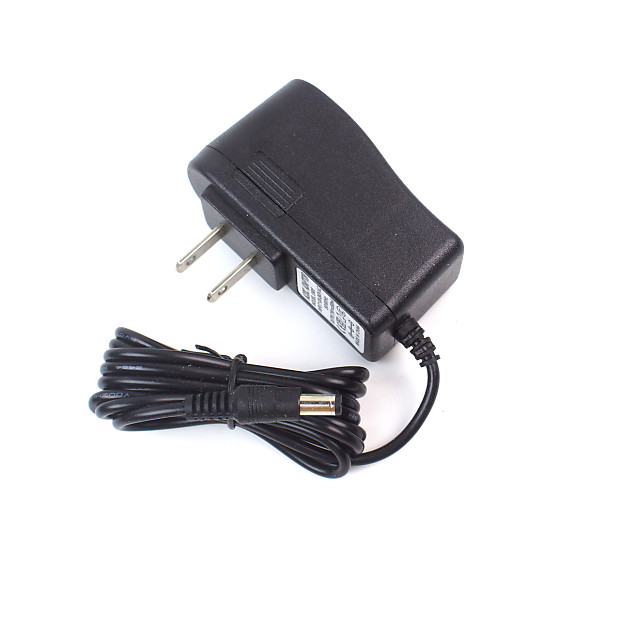 universal guitar effect pedal power supply dc adapter 9v reverb. Black Bedroom Furniture Sets. Home Design Ideas