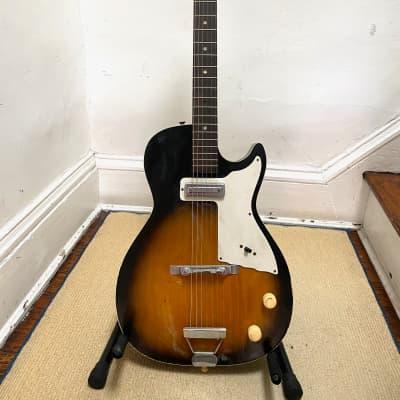Harmony H45 Stratotone Sunburst 1958-59
