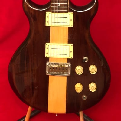 Vintage Onyx 6 string electric Japan 70's-80's natural for sale