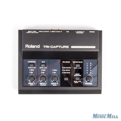 Roland Tri Capture Interface  (USED)
