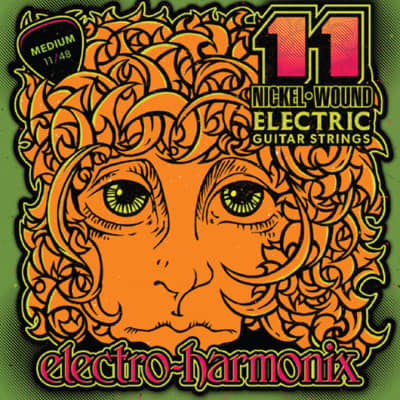 NEW ELECTRO HARMONIX Guitar Strings 09-42 - 2 Packs