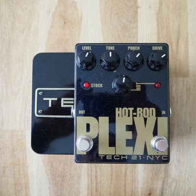 Tech 21 Hot-Rod Plexi Distortion