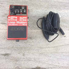Boss Loop Station  2000's Red