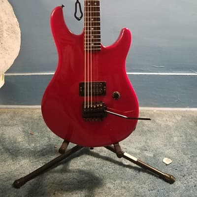 Peavey Nitro 1980s Candy Apple Red for sale