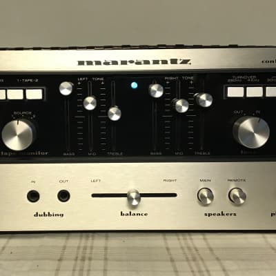 Marantz 3600 Professional Stereo Control Console, preamp. good working condition.