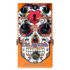 Alexander Pedals La Calavera Phaser Electric Guitar Effects Pedal