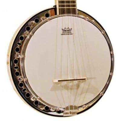 Barnes & Mullins UBJ1 Ukulele Banjo with Resonator for sale