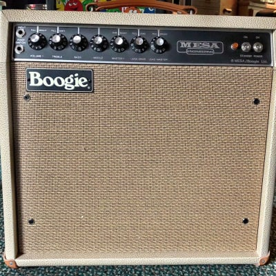 Mesa Boogie Mark II B Combo 1982 cream