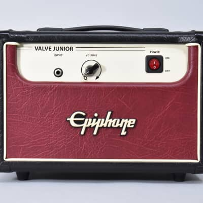 Epiphone Valve Junior Tube Guitar Amplifier Head, Modified By LayBooMo