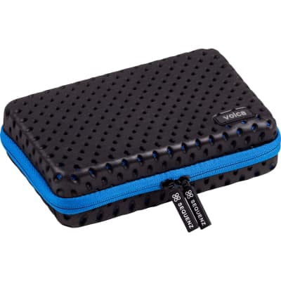 Korg Carrying Case for Volca Series Synthesizer, Blue/Black