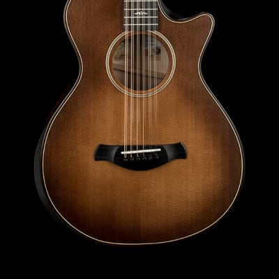 Taylor Builder's Edition 652ce WHB #40012 w/ Factory Warranty and Case!