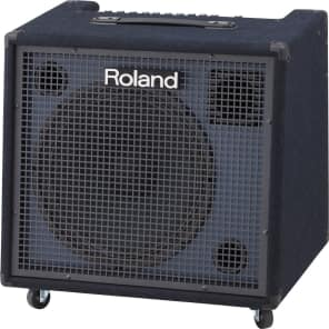 "Roland KC-600 4-Channel 200-Watt 1x15"" Keyboard Combo"