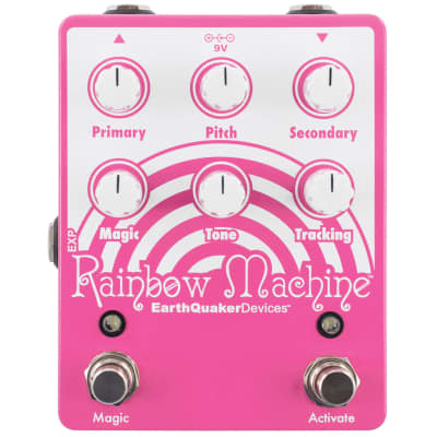 Earthquaker Devices Rainbow Machine V2 Polyphonic Pitch Shifting Modulator for sale