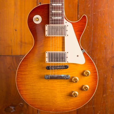 Gibson Gibson Custom Don Felder Les Paul 1959 (The Eagles) Aged Signed # 17 / 50  Lemon Burst Aged for sale