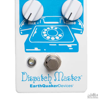 Dispatch Master V2 Delay and Reverb