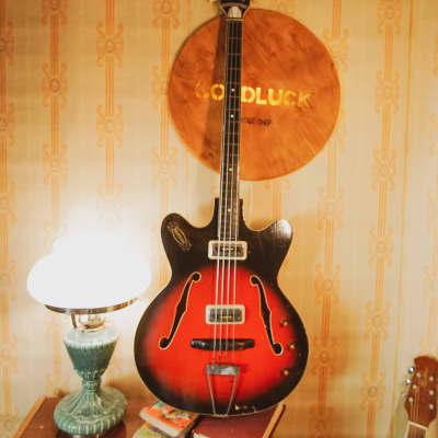 Orfeus Orpheus Hebros Bass Bulgaria USSR Soviet vintage EB ES for sale