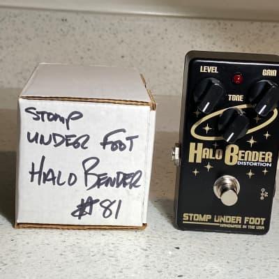 Stomp Under Foot Halo Bender Distortion