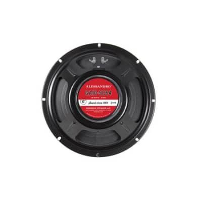 "Eminence GA10-SC64 10"" 20-Watt 8 Ohm Replacement Speaker"