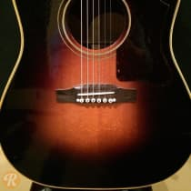 Gibson Southern Jumbo SJ 1958 Sunburst image