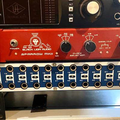 Black Lion Audio Sparrow Mk2 ADC Analog to Digital Converter