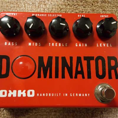 OKKO Pedals Dominator Distortion for sale