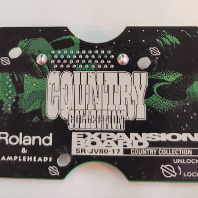 Roland SR-JV80-17 Country Expansion Board