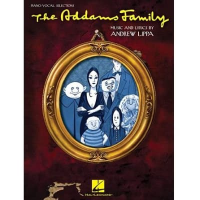 The Addams Family (Piano/Vocal Songbook)