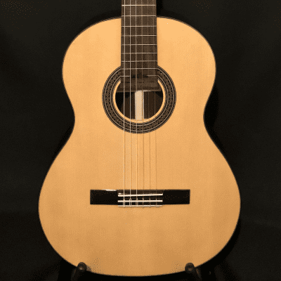 Kenny Hill New World Estudio, Spruce/Indian Rosewood,  Classical Guitar 640mm 2021 for sale
