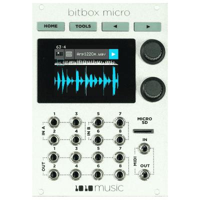 1010 Music Bitbox Micro Compact Sampling Studio