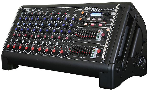 peavey xr at powered mixer reverb. Black Bedroom Furniture Sets. Home Design Ideas