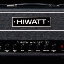 Hiwatt Custom 50 DR504 1970s Black image