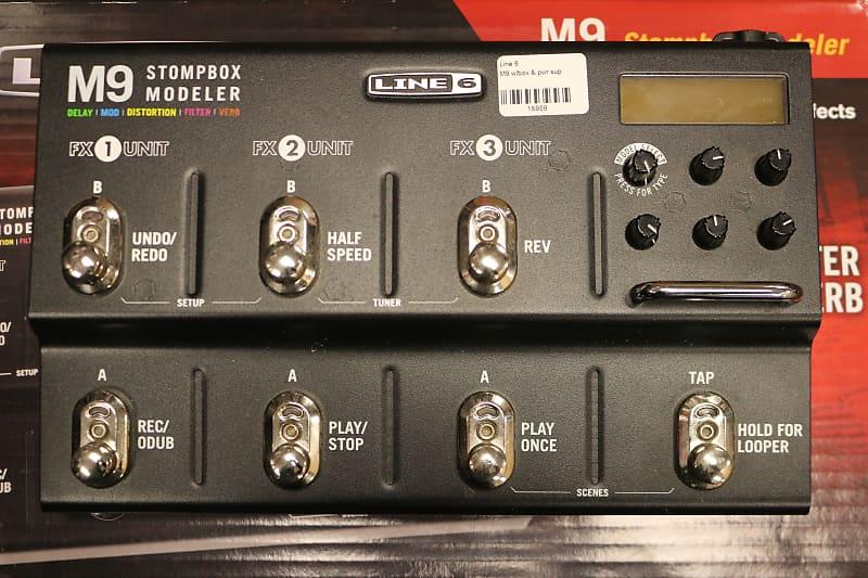 line 6 m9 stompbox modeler empire guitars reverb. Black Bedroom Furniture Sets. Home Design Ideas